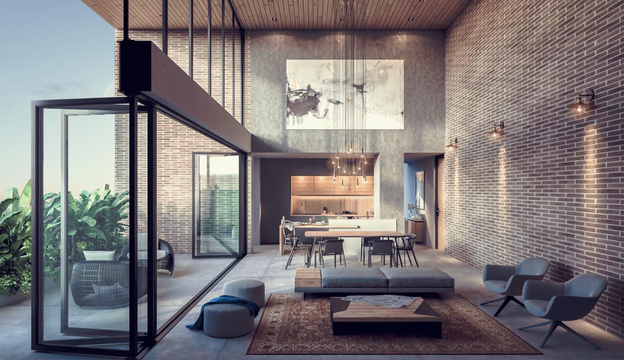 Morph Medellin – New Luxury 3 Bedroom located in Golden Mile