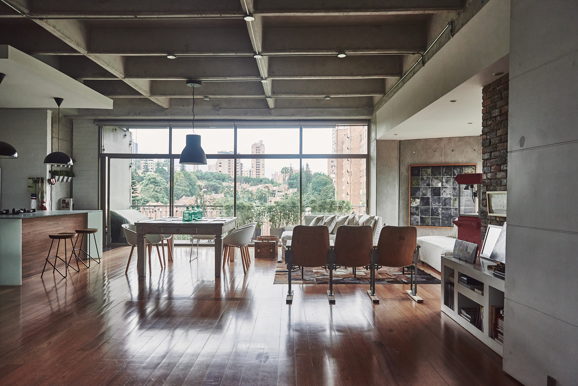 5G Loft 504 – Chic Provenza apartment